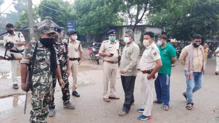 Bawanveer Yadav shot dead on Zamira-Dharara road