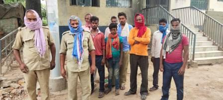 Binod Rajwar murder Dev