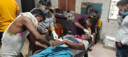 Nathmalpur-Injured