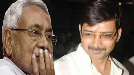 Nitish Kumar - Shahpur MLA