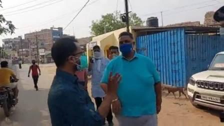 Pappu Yadav-SDO Ara