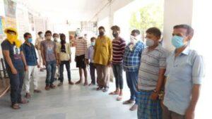 Raids By Bhojpur SP