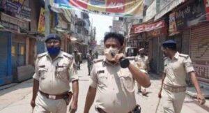 Sub inspector Dilip Nirala