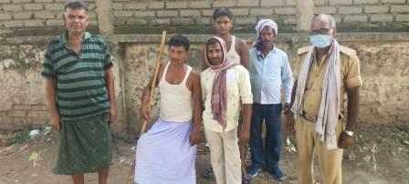 Bihiya Chowrasta Accident