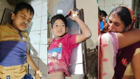 Charpokhari Harsh Firing: Children were shot, injured