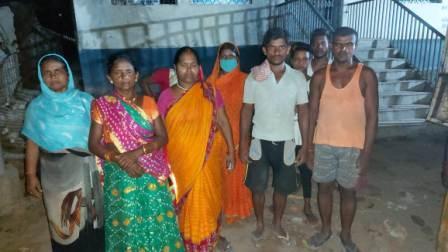 Chotka Chanda people