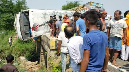 Malour Bus Accident