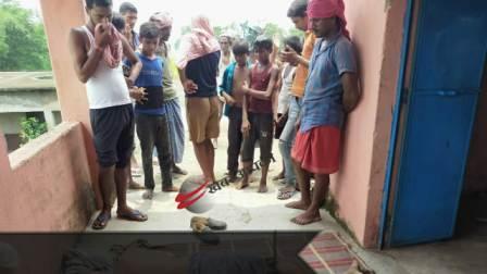 Muktinath Chaudhary shot