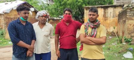 Pintu Singh - family