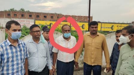 Piro BEO Abhay Kumar Arrested