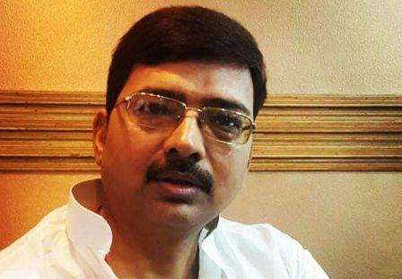 DGP Action on the President of Police Association - MLA Rahul Tiwari strongly condemned