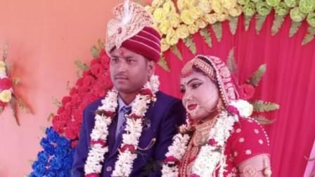 Ravi Raj of Rafiganj Aurangabad-marriage