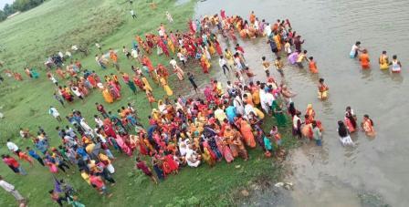 Sahajauli Shatchandi Mahayagya