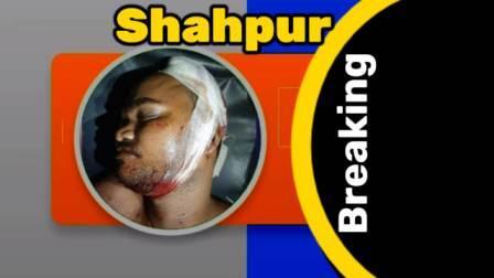 Shahpur - Ward No 4 Fighting - Many people injured