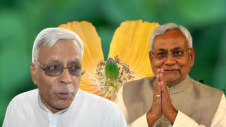 Nitish used to consider Modi an untouchable - Shivanand