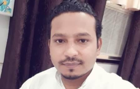 Talib Anwar of Salarganj Bahraich UP died at Arrah railway station