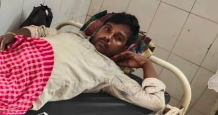 Seven injured in zero mile Udvantnagar auto accident