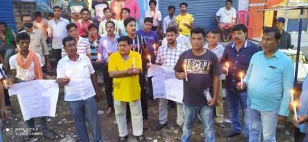 Gola Mod Ara - CPI(ML) pays tribute to the Corona dead