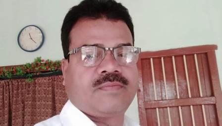 JDU Panchayati Raj Cell-Raju Mahto