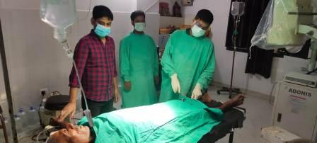 Pachena Bazar firing