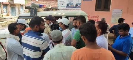 Bhelai railway crossing - Avinash dies due to drowning in water
