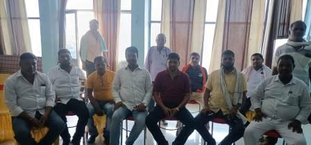 Election of Bhojpur District Rice Mill Association