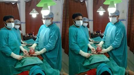 Surgeon Dr. Vikas Singh