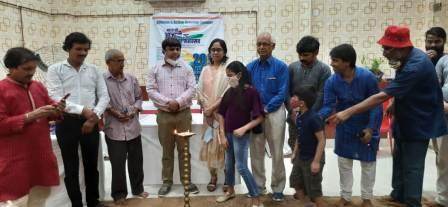 Theatrical workshop started in Arrah city