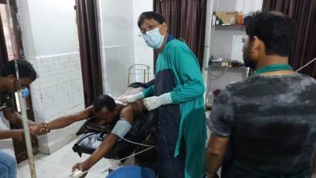 Birahimpur Mor shooting