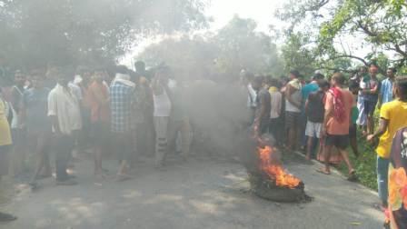 Arun Ojha Accident