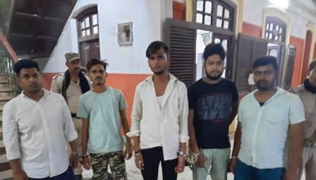 Dhanji Yadav shooter arrested