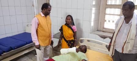 Lakshnapur-injured