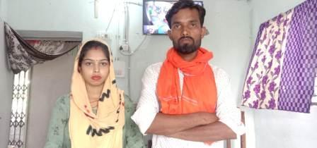 Mahuari Bikramganj lover couple