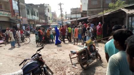 Sohra-Majhauli road accident