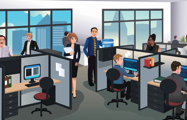 office workplace automation