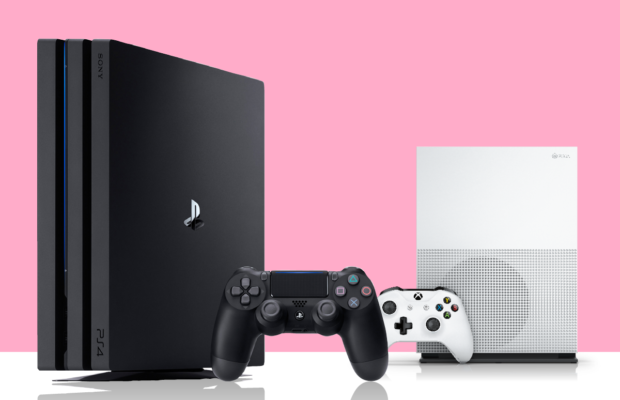 battle of the consoles
