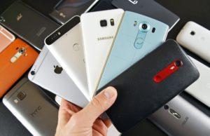 smartphone showdown
