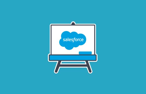 why sales reps love salesforce
