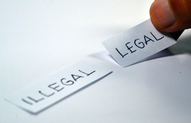 is your blog breaking the law
