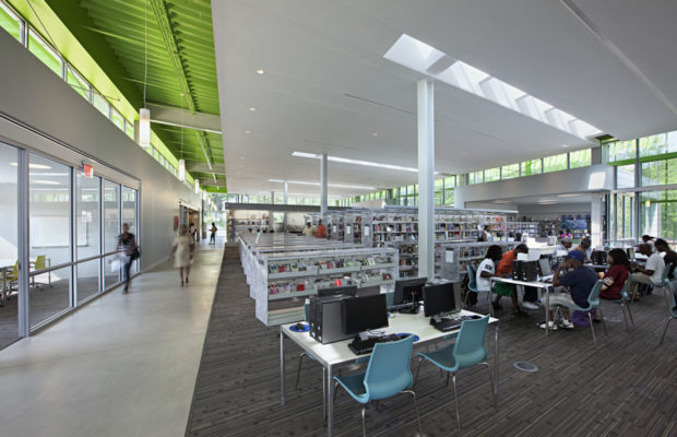 the importance of libraries in a modern world