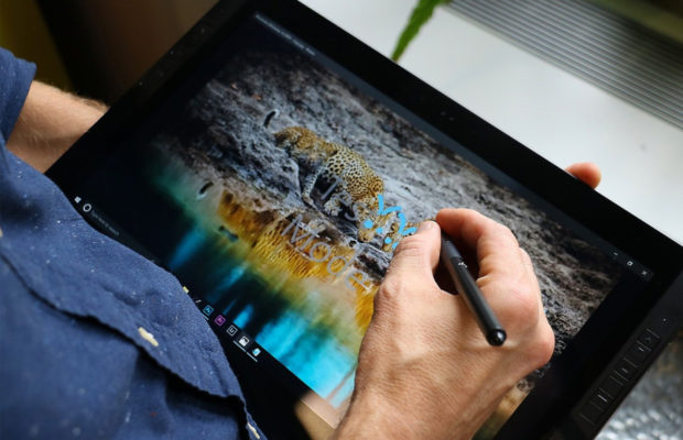 graphics tablets are becoming popular