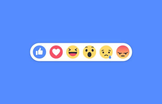 facebook will no longer release temporary reaction buttons