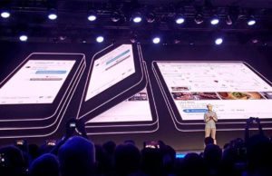 samsung reveals the iphone killer with it's infinity flex display