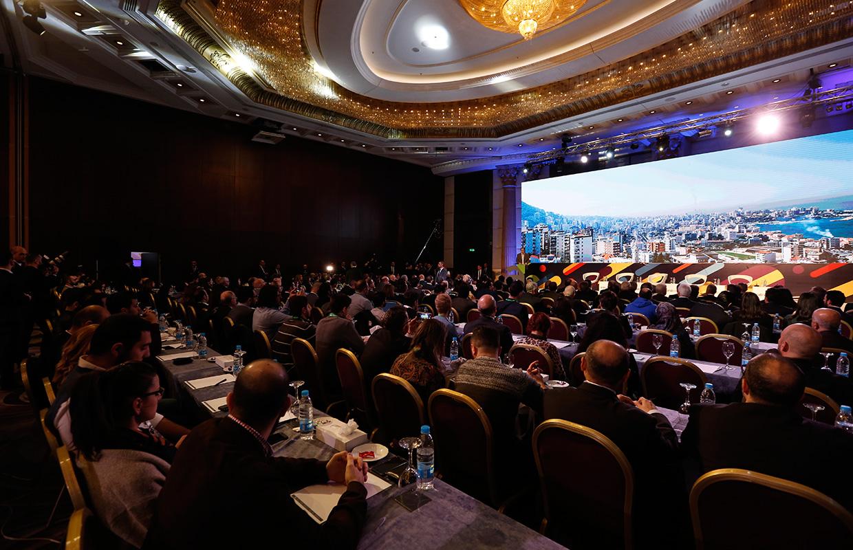 people attending arabnet beirut 2018