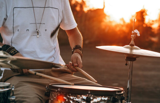 programming the perfect snare drum