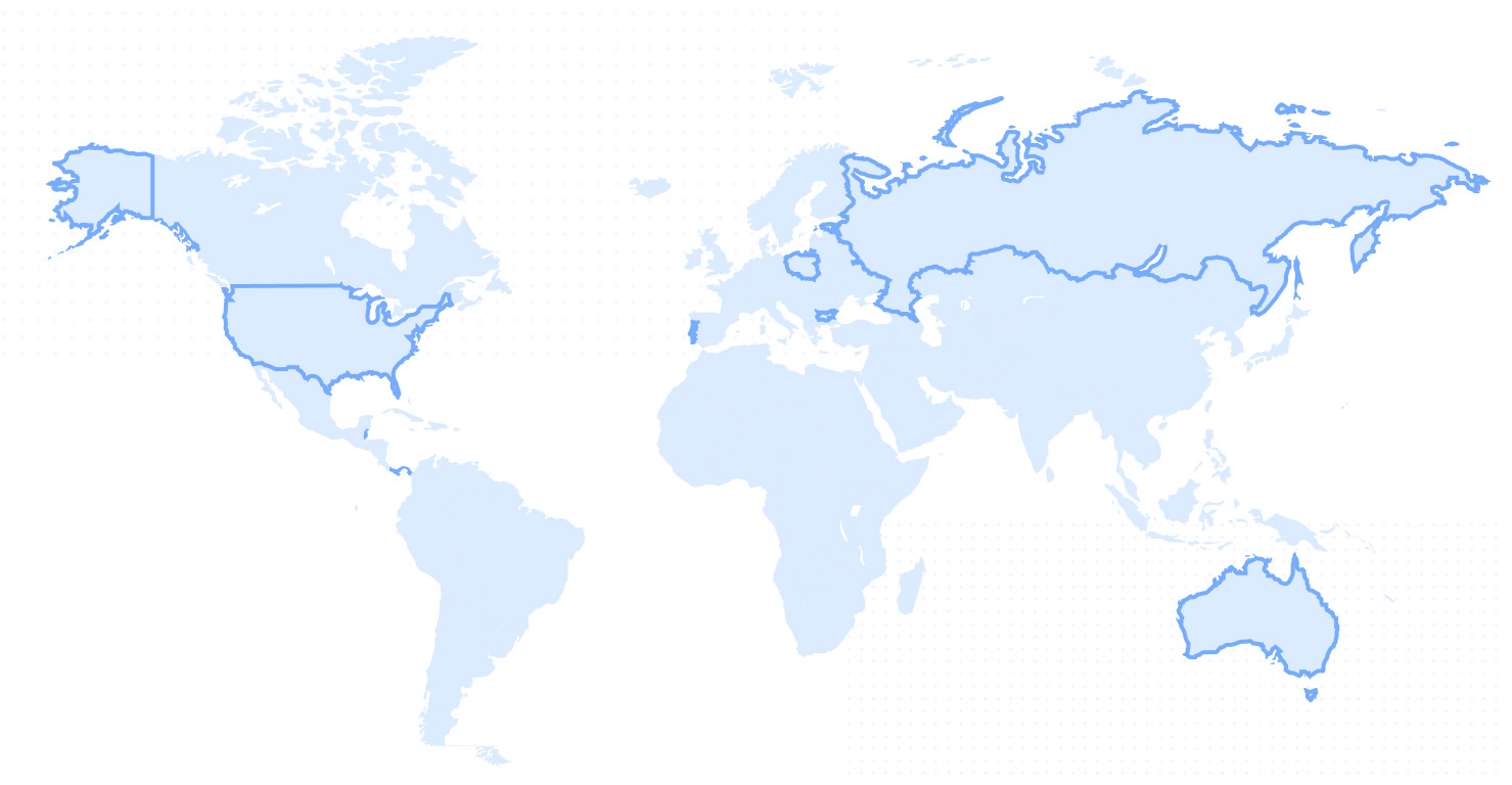 spyse server map