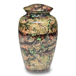 Camouflage II Cremation Urn – Adult – A-1981-A