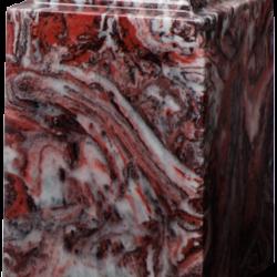 Windsor Cultured Marble Adult Urn Fire Rock - Adult - CM-W-FIREROCK-A