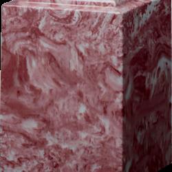 Windsor Cultured Marble Adult Urn Mauve - Adult - CM-W-MAUVE-A