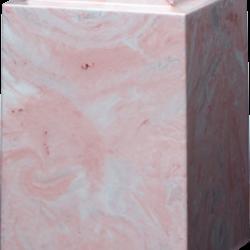 Windsor Cultured Marble Adult Urn Pink - Adult - CM-W-PINK-A